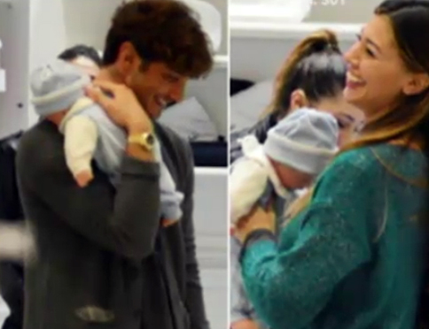 """La Ribas contro Belen Rodriguez dopo la nascita di Santiago: """"Vogliamo pure insegnarle a fare qualcosa?"""" – FOTO"""