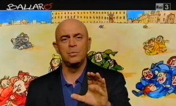 """Ballarò, puntata del 23 aprile: copertina satirica di Maurizio Crozza: """"Senza guida il Pd vince"""" – VIDEO"""