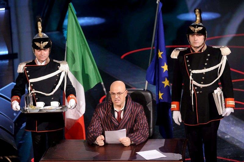 Crozza nel Paese delle Meraviglie, la nuova puntata in attesa dell'elezione del Presidente della Repubblica