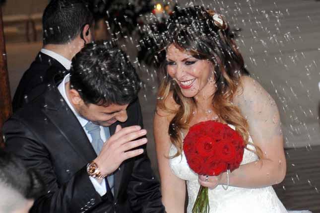 Le amiche del sabato: torna Guendalina Tavassi neo sposa con il marito Umberto