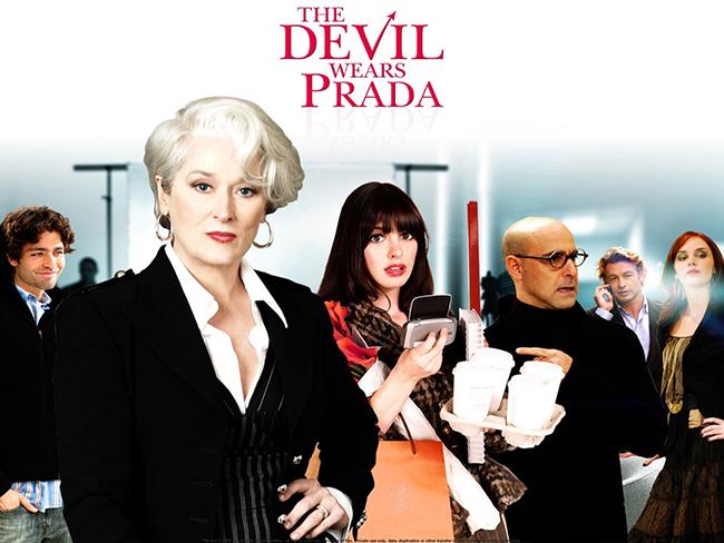 Film in TV: Il diavolo veste Prada, stasera alle 21.10 su Canale 5