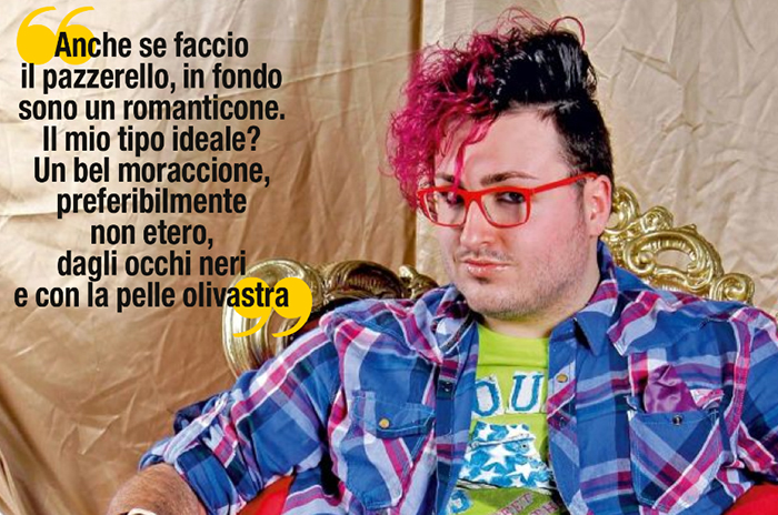 """Kevin Cagnardi dal Grande Fratello a Uomini e Donne: """"Maria, apri la tua trasmissione al trono gay"""""""