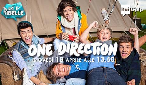 One Direction su Rai Gulp: oggi alle 13:50 lo speciale con filmati inediti ed il saluto ai Directioners