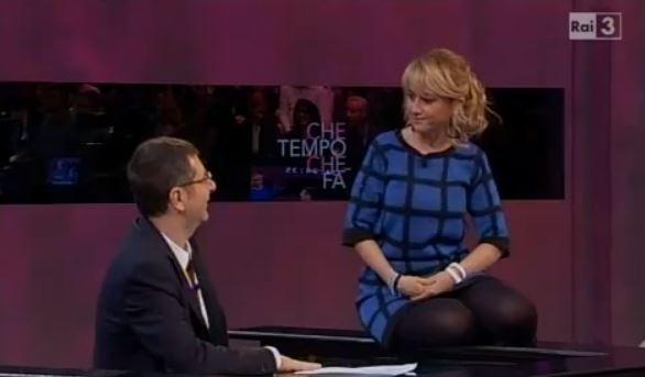 Che Tempo che fa, Luciana Littizzetto ed il nuovo governo Letta – VIDEO