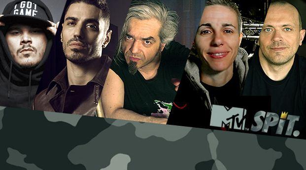 MTV Spit torna l'8 maggio con Marracash. In giuria: Morgan, Ensi, Max Pezzali e Paola Zukar