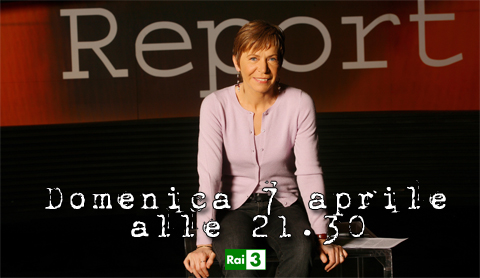 """Report, riparte stasera la nuova stagione su RaiTre: """"Lo Stato fallimentare"""""""