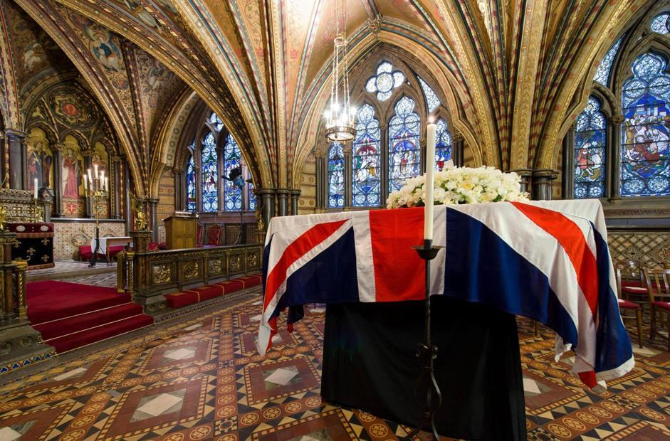Margaret Thatcher, i funerali in diretta tv su La7 con Enrico Mentana