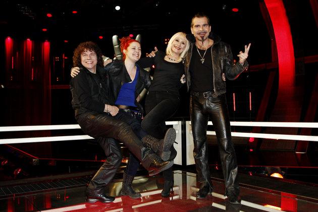 The Voice of Italy: la prima puntata dedicata ai Live. Patti Smith e Biagio Antonacci ospiti