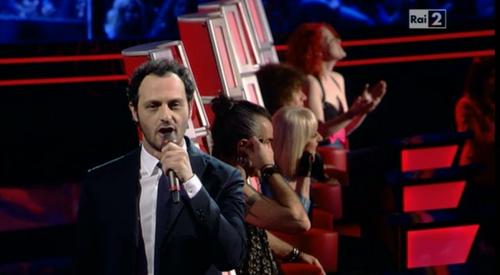 The Voice of Italy, ottava puntata: i concorrenti che superano il primo Live