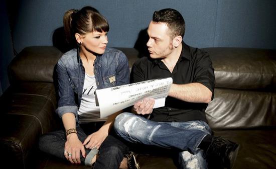 Alessandra Amoroso prodotta da Tiziano Ferro. Il nuovo album in uscita a settembre