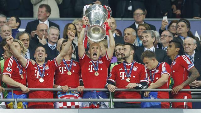 Ascolti Tv, 25 maggio 2013: finale di Champions Borussia Dortmund – Bayern Monaco a 5,7 mln; serata Don Puglisi a 3,3 mln