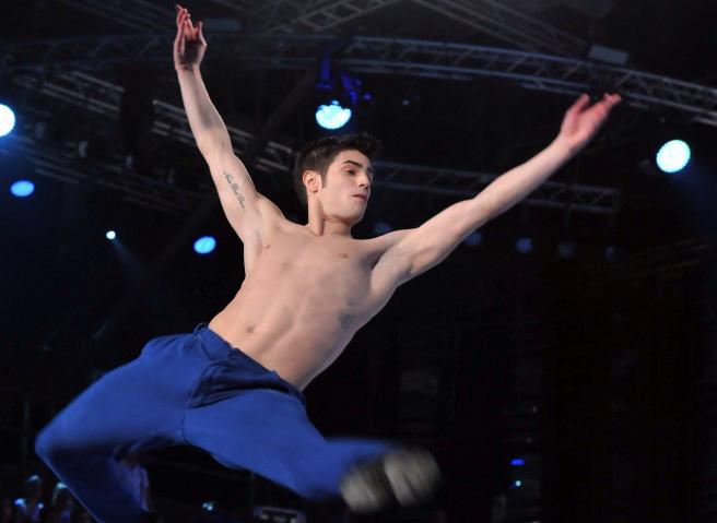 """Amici 12 finalisti, Nicolò Noto: """"La cosa a cui tengo di più è ballare davanti al grande pubblico"""""""