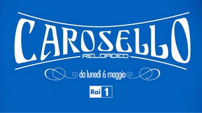 Carosello Reloaded, da stasera su RaiUno: 210 secondi on air tutti i giorni in prime time