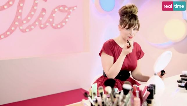 Makeup time con Clio, da oggi alle 14:00 su Real Time anche in streaming su Facebook