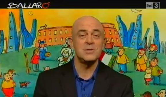 Ballarò, puntata del 23 aprile: copertina satirica di Maurizio Crozza sul discorso di Letta – VIDEO
