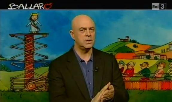 """Ballarò, puntata del 7 maggio: copertina satirica di Maurizio Crozza: """"Il governo Letta e il ritiro in Abbazia""""  – VIDEO"""