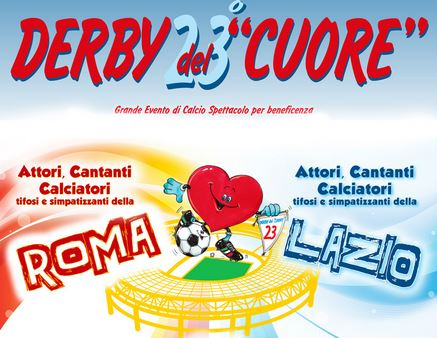 Derby del Cuore 2013 in diretta tv: Roma-Lazio stasera sulle reti Sky