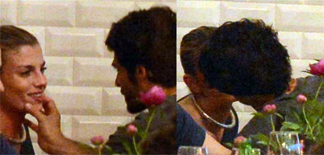 Emma Marrone e Marco Bocci stanno insieme. Le foto del bacio in esclusiva su Chi – FOTO