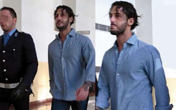 Fabrizio Corona shock: fuori dal carcere irriconoscibile, ma accanto a lui c'è Francesca