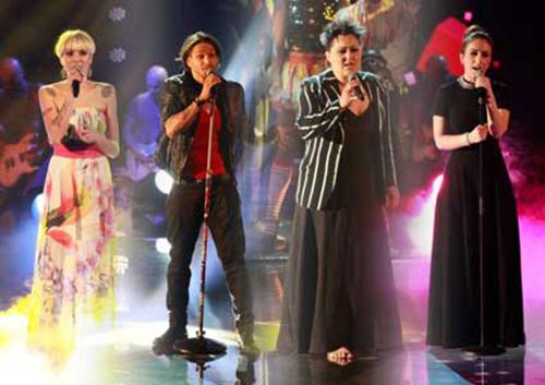 The Voice of Italy: stasera la finale, chi vincerà tra Veronica De Simone, Elhaida Dani, Silvia Capasso e Timothy Cavicchini?