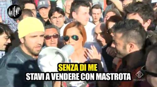 Le Iene, Pio e Amedeo Ultras dei Vip: Raffaella Fico, Simona Ventura, Flavia Pennetta, Cecilia Capriotti – VIDEO