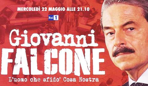 Film in TV: Giovanni Falcone, l'uomo che sfidò Cosa Nostra, stasera alle 21.10 su RaiUno