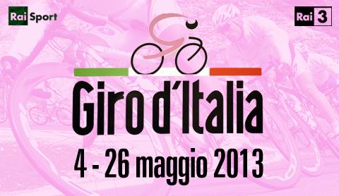 Giro d'Italia in Tv: tutti gli appuntamenti Rai dal 4 al 26 maggio