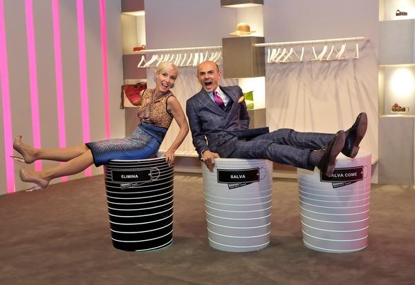 Ma come ti vesti?, da stasera su Real Time tornano Carlo Miccio e Carla Gozzi con la settima stagione