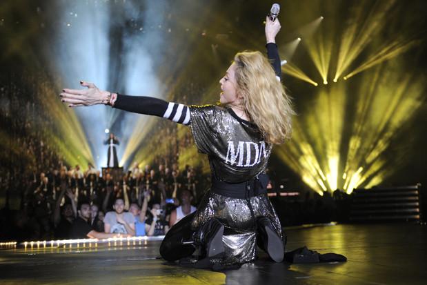 MDNA, il tour di Madonna in anteprima tv a giugno e poi in Dvd