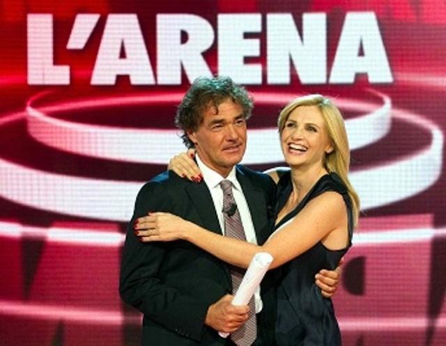 Domenica In, oggi l'ultima puntata: Massimo Giletti e Lorella Cuccarini salutano il pubblico di RaiUno