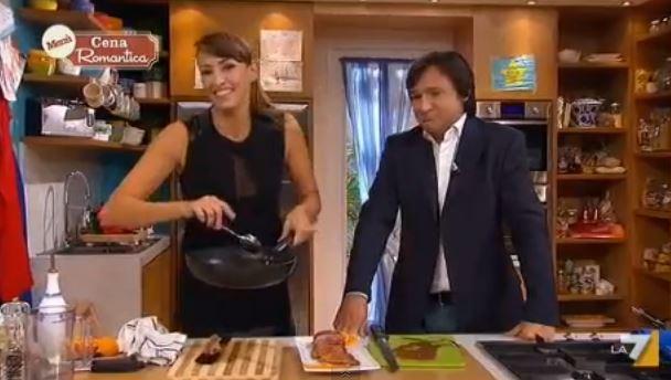 I menu di Benedetta, Anna Tatangelo ospite dell'ultima puntata di oggi