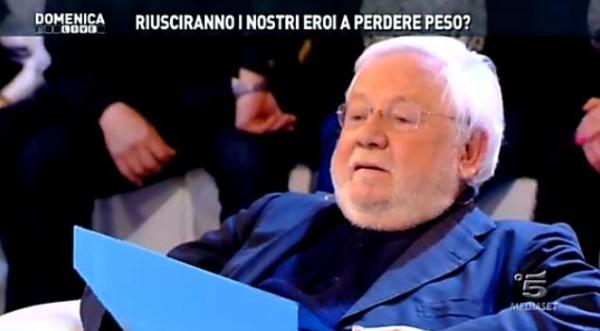 Paolo Villaggio, malore nella notte: ricoverato d'urgenza