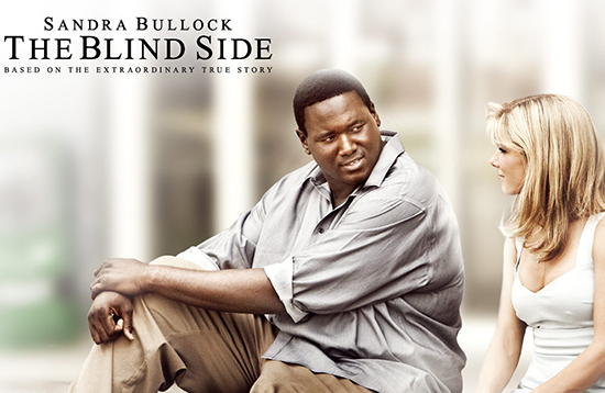 Film in TV: The Blind Side, stasera alle 21.10 su Canale 5