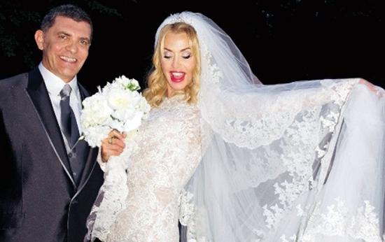 Valeria Marini sposa: la vera esclusiva del matrimonio su Chi – FOTO