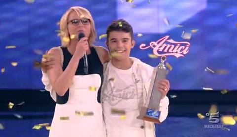 Ascolti Tv, 1 giugno 2013: la finale di Amici 12 vince con 5,7 mln; L'ultimo San Valentino a 2,9 mln