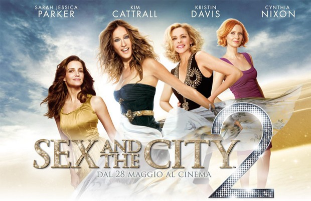 Film in TV: Sex and the City 2, stasera alle 21.10 su Canale 5