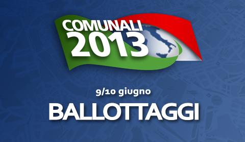 Elezioni 2013, ballottaggi e voto in Sicilia: programmazione Rai sui risultati; Porta a Porta in seconda serata