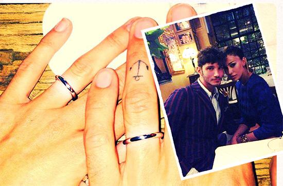 Belen Rodriguez e Stefano De Martino si sono sposati e lei condurrà Striscia la Notizia? Forse sì, forse no