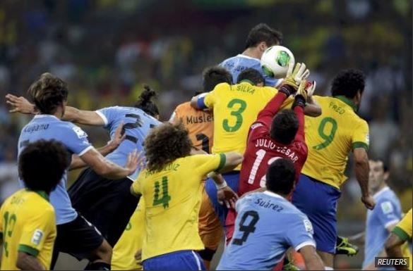 Ascolti Tv, 26 giugno 2013: Brasile-Uruguay a 5,9 mln; Chi l'ha visto a 3,3 mln; Perchè te lo dice mamma a 2,5 mln