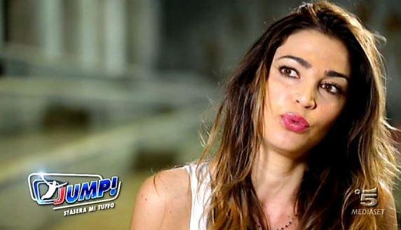 """Cecilia Capriotti, la concorrente sexy di Jump! Stasera mi tuffo: """"Non voglio fare la vamp"""""""