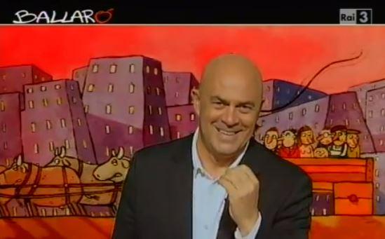 Ballarò puntata del 25 giugno, copertina satirica di Maurizio Crozza: condanna di Berlusconi, dimissioni di Josefa Idem – VIDEO