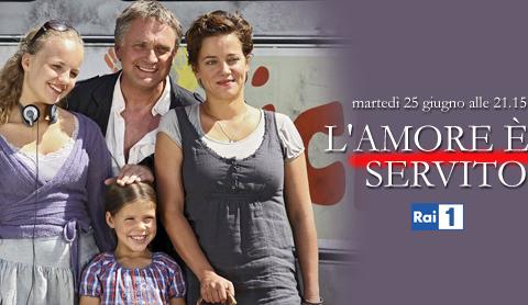 Film in TV: L'amore è servito, stasera alle 21:10 su RaiUno