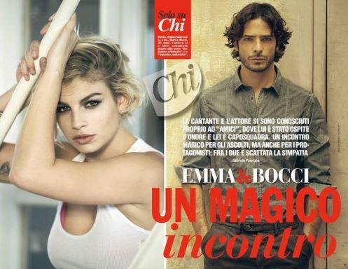 Marco Bocci parla del presunto tradimento di Emma e annuncia Squadra antimafia 5 da settembre