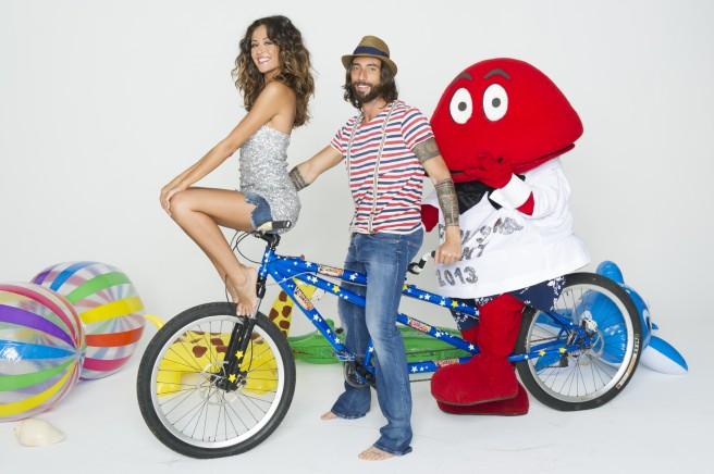 Paperissima Sprint, da stasera la trasmissione più fresca dell'estate con Vittorio Brumotti e Giorgia Palmas