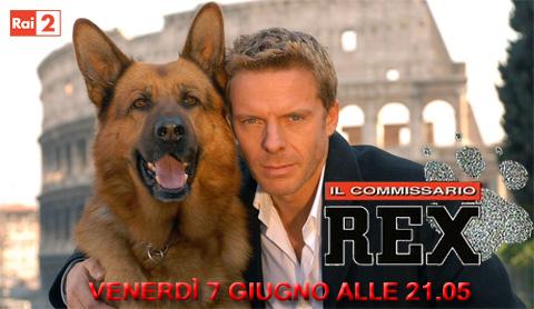 Rex, stasera su RaiDue al via la quarta serie: la tragica fine del Commissario Fabbri
