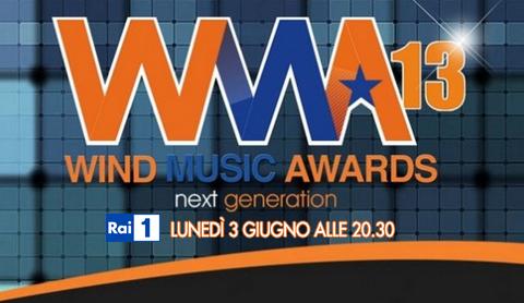 Wind Music Awards 2013, stasera su RaiUno: gli artisti premiati e gli ospiti internazionali