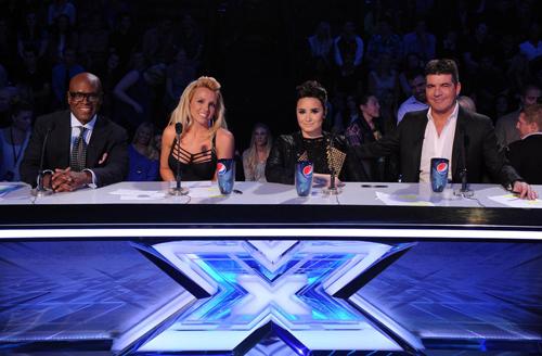 X Factor USA, da stasera in esclusiva su Cielo la seconda stagione con Britney Spears e Demi Lovato in giuria