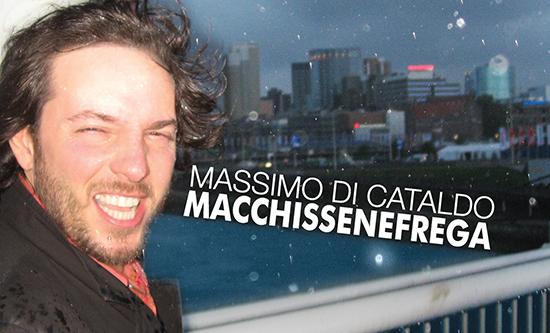 """Massimo Di Cataldo scrive su Facebook: """"Sono sconvolto. Come può una donna arrivare a tanto? Mi tutelerò!"""""""