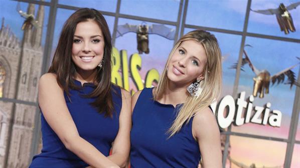 Striscia la Notizia alla ricerca di una nuova Velina: chi fra Giulia ed Alessia lascerà il bancone?