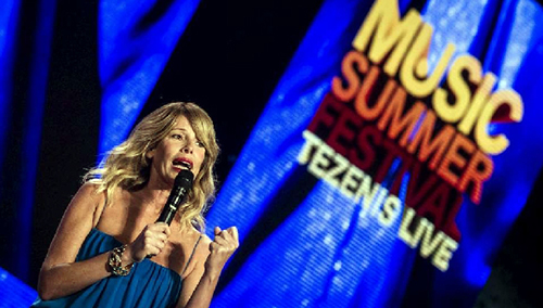 Grande Fratello 13: Alessia Marcuzzi conferma la conduzione dopo l'esperienza con il Music Summer Festival
